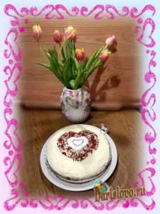 Торт баунти пошагово с фото